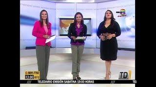 Telediario Al Mediodía: Programa del 21 de febrero del 2020