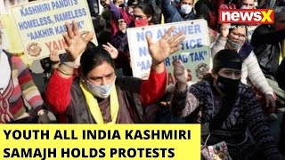 Youth All India Kashmiri Samajh Protests | 'Not Invited To All-Party Meet' | NewsX - NEWSXLIVE