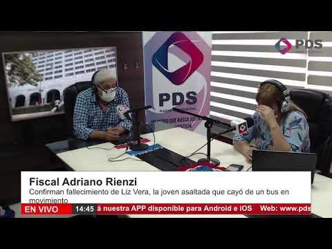 Entrevista- Fiscal Adriano Rienzi