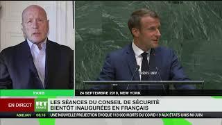 Diplomatie française : «La France peut ramener une meilleure coopération internationale»