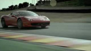Ferrari 458 Italia Trailer