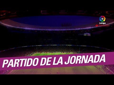 Partido de la Jornada: Atlético de Madrid vs Sevilla FC