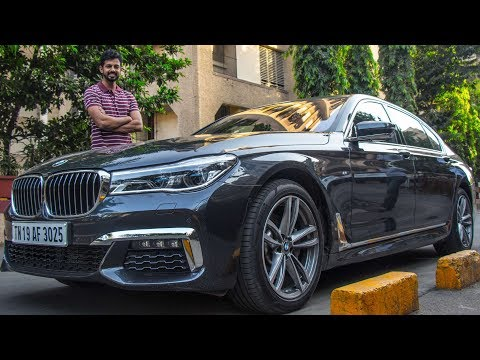 BMW 7-Series Review (Part 1) - Tech Fest | Faisal Khan