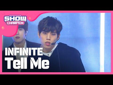 connectYoutube - Show Champion EP.255 INFINITE - Tell Me [인피니트 - 텔미 ]