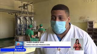 Empresa Erasol de Santiago de Cuba aumenta niveles productivos de aceite
