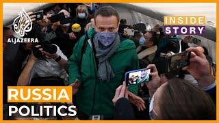 Is Russian President Putin afraid of Navalny | Inside Story