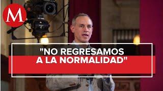 El 1 de junio no se acaba la pandemia: López-Gatell