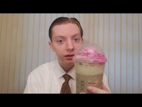 Starbucks Zombie Frappuccino - Drink Review
