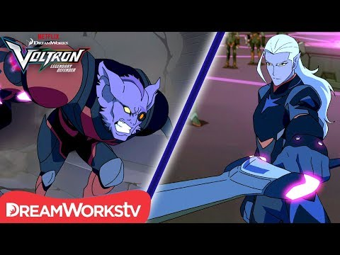 connectYoutube - Lotor's Final Trial | DREAMWORKS VOLTRON LEGENDARY DEFENDER