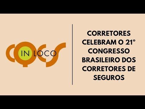 Imagem post: Corretores celebram o 21º Congresso Brasileiro dos Corretores de Seguros