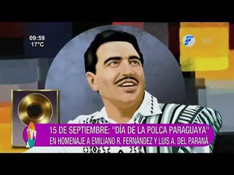 Día nacional de la Polca Paraguaya