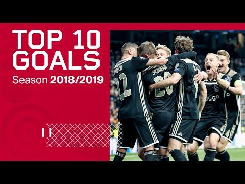 شاهد هدف زكرياء لبيض ضمن أفضل أهداف الموسم لنادي أجاكس