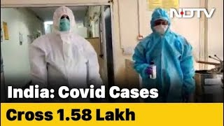 Over 6,000 Coronavirus Cases In India For 7th Straight Day - NDTV