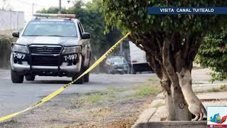 Detienen a esposa de exfuncionario federal asesinado en Morelos