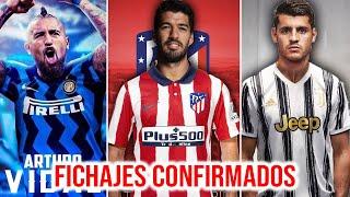 OFICIAL: ¡ADIOS Luis SUAREZ!, ACUERDO CON ATLETICO - Fichajes BOMBA CONFIRMADOS y RUMORES