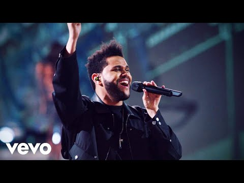 connectYoutube - Starboy (Live From The Victoria's Secret Fashion Show 2016 in Paris)