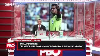 Especial 2020: BUTTERS ARREMETE CONTRA BASCUÑAN Y RESUME EL PERÚ - BRASIL ? TIGRILLO