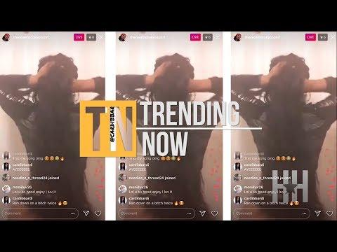 Tokyo Toni Twerking Is NOT #GrandmaGoals - Trending Now