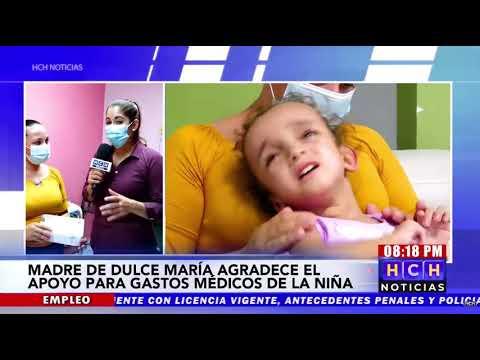 Gracias a la gestión de HCH la pequeña Dulce María recibirá atención médica del Dr. 504 y su equipo
