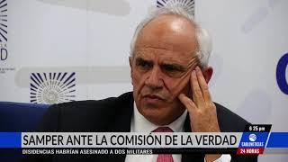 Samper reveló una teoría por la cual mataron a Álvaro Gómez Hurtado
