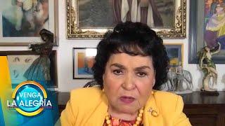 Carmen Salinas jamás quiso entrar al ámbito político. ¡Fue obligada a hacerlo! | Venga La Alegría