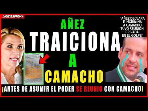 AÑEZ DELA-TA A CAMACHO. REVEL4 REUNION PRIVAD4 CON CAMACHO ANT3S DE ASUMIR LA PRESIDENCIA EN GOL-P3