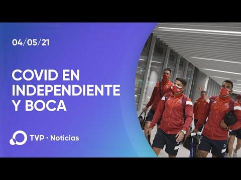 El coronavirus jaquea la participación de Independiente y Boca en torneos internacionales