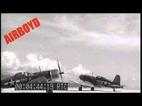 connectYoutube - Aftermath of F-4U Corsair Midair Crash - New Georgia Island (1943)