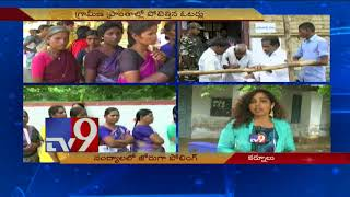 Nandyala By-Poll : Over 80% voting expected