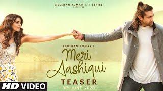 Song Teaser: Meri Aashiqui   Rochak Kohli Feat. Jubin Nautiyal   Bhushan Kumar   Releasing ► 3 JUNE - TSERIES