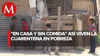 En Monclova, lo que no mata el covid, lo hace el hambre y la pobreza