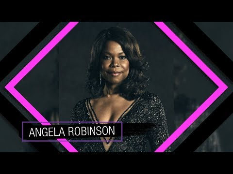 connectYoutube - Tuesday on 'The Real': Angela Robinson