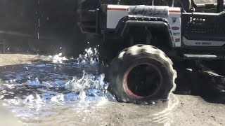 Drive On Liquid Mercury?!?!?