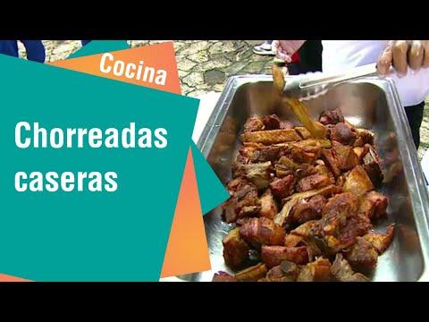 Receta de chorreadas caseras | Cocina