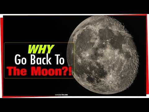 Why Go Back To The Moon ? The Value of the Moon - ESA . Paul Spudis