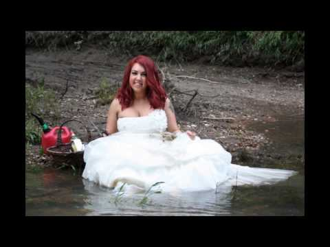 Download Youtube To Mp3 Woman Celebrated Her Divorce By Setting Wedding Dress On Fire