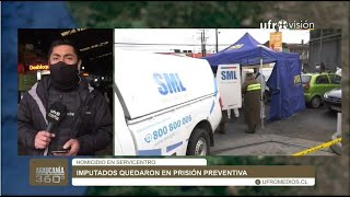 Imputados de homicidio en servicentro de Temuco quedaron prisión preventiva  ARAUCANÍA 360°
