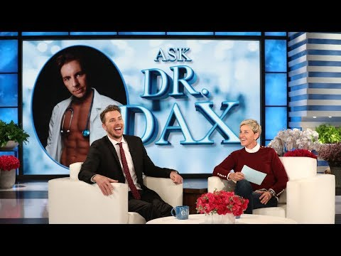 Dr. Dax Doles Out Relationship Advice on Valentine's Day