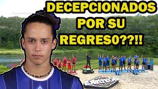 Ernesto decepciona a su equipo!! - Exatlón México