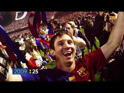 Barça's 29 Copa del Rey titles in photos