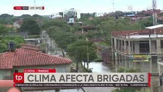 Lluvias y bajas temperaturas perjudicaron en la labor de las brigadas médicas del Beni
