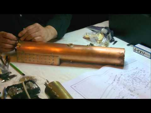 Download Youtube to mp3: Aster SNCF 140 Live Steam Locomotive build