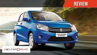 2015 Maruti Suzuki Celerio Diesel | Review of Features | CarDekho.com