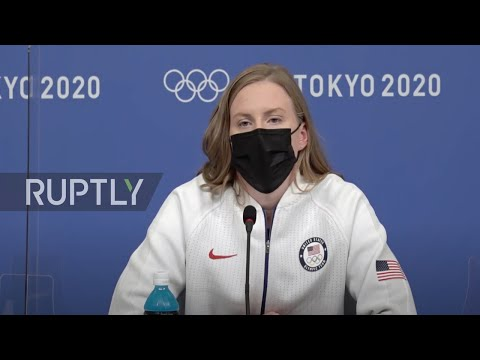 Japan: A lot of people here that should not be here - US's Lilly King on doping at Games