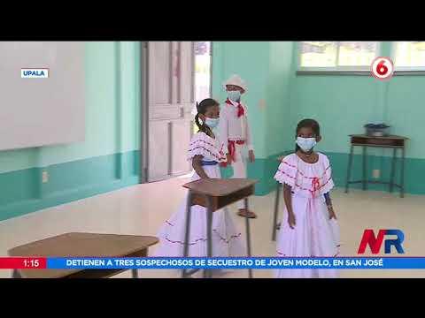 Estudiantes de Buenos Aires de Upala cuentan con nueva escuela
