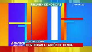 Resumen de Noticias: Estos son los principales temas en La Revista de Cochabamba