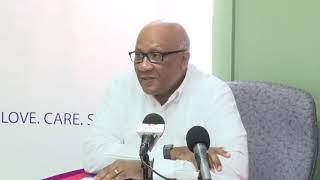 Equipment Valued Over $9000 U.S Donated To Kingston Public Hospital | News | CVMTV