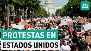 Estados Unidos   Protestas en al menos 75 ciudades tras muerte de George Floyd