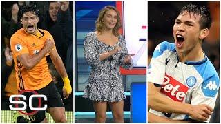 Raúl Jiménez o Hirving 'El Chucky' Lozano. ¿Cuál mexicano tendrá mejor 2020 | SportsCenter