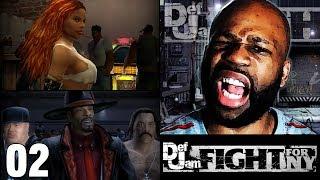 Def Jam: Fight for NY Gameplay Walkthrough Part 2 - (Let's Play - Walkthrough)